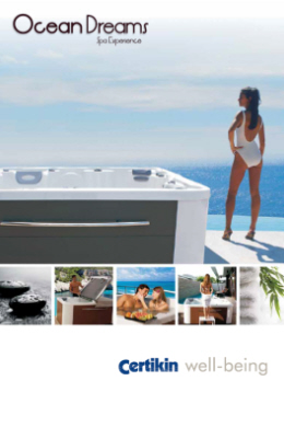 Certikin Ocean Dreams Spas